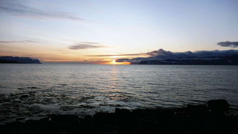 Islande à vélo dans le Nord