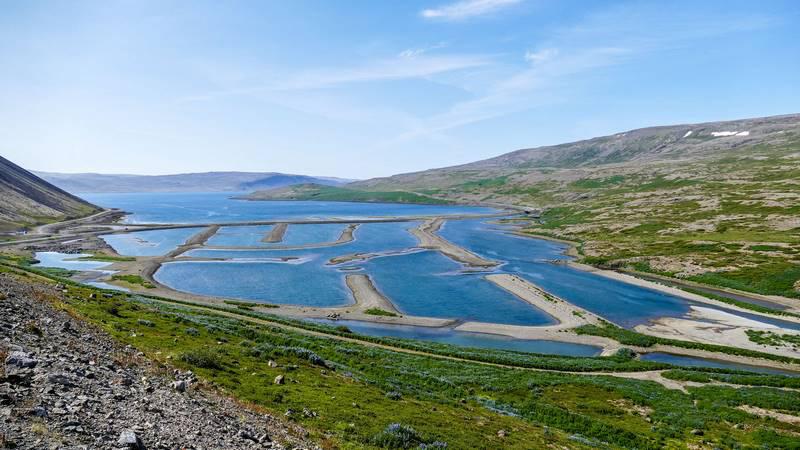 Circuit guidé Islande dans les Highlands et les Westfjords, passage par un col dans les Fjords de l'Ouest