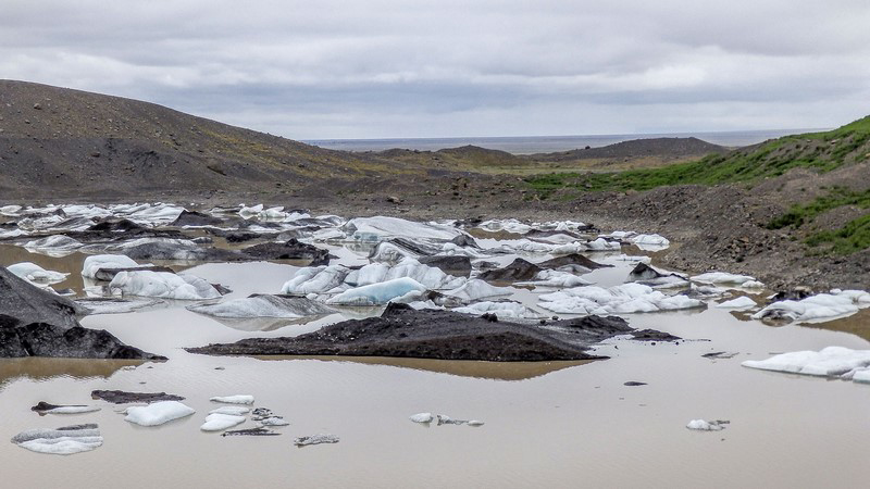 Circuit guidé Islande sur mesure, découverte d'un glacier