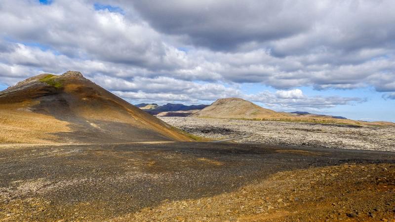 Circuit guidé en islande dans la péninsule de Reykjanes
