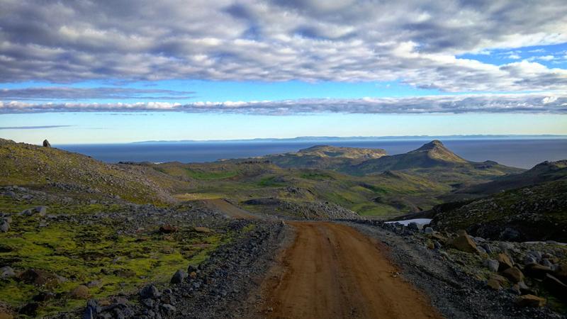 découverte de snaefellsnes en circuit Islande